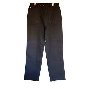 Ralph Lauren black jeans size 6